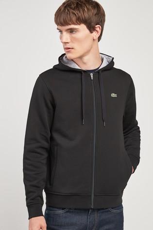 9821e141250b Buy Lacoste® Sport Zip Through Hoody from the Next UK online shop