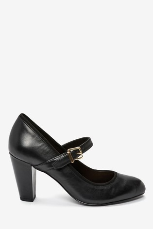Buy Leather Mary Jane Shoes from the
