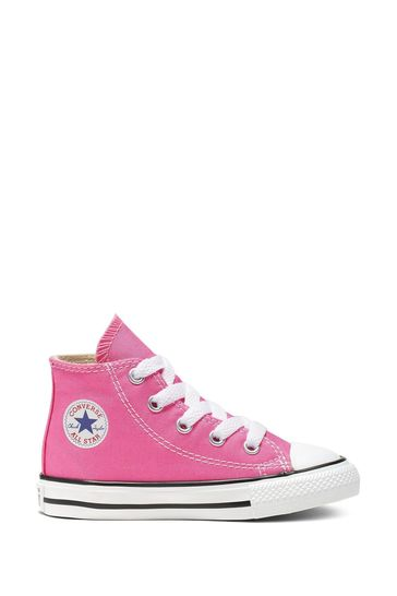 Buy Converse Infant Pink Chuck Taylor