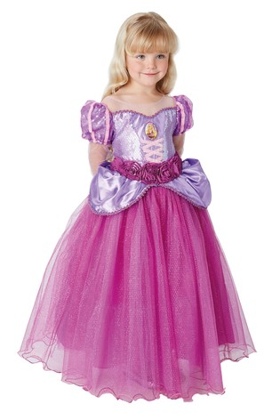 Rubies Purple Rapunzel Premium Fancy Dress Costume ...  sc 1 st  Next & Buy Rubies Purple Rapunzel Premium Fancy Dress Costume from the Next ...