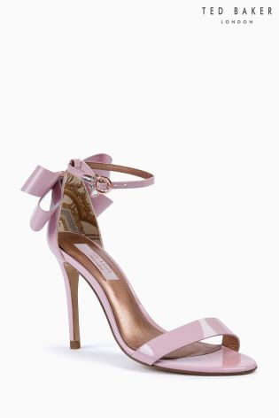 c528ba80d2e Buy Ted Baker Light Pink Sandalo Back Bow Sandal from Next Ireland