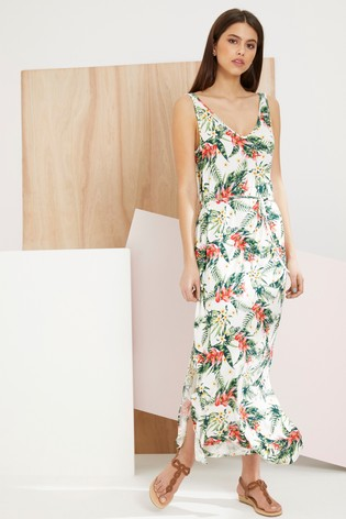 factory price 944e3 cb1dc Vero Moda Printed Maxi Dress