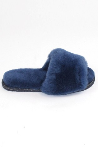 3ce1fa7e269e Buy Just Sheepskin Sheepskin Sliders from the Next UK online shop