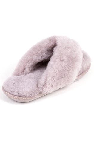 0e1ebae8e5ac Just Sheepskin Sheepskin Sliders · Just Sheepskin Sheepskin Sliders ...