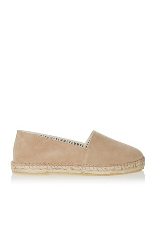 6546d36802a7 Buy Selected Femme Suede Espadrilles from Next Ireland