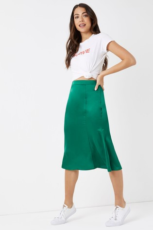 b5890c61bb3b6 Buy Boohoo Fit And Flare Skirt from the Next UK online shop