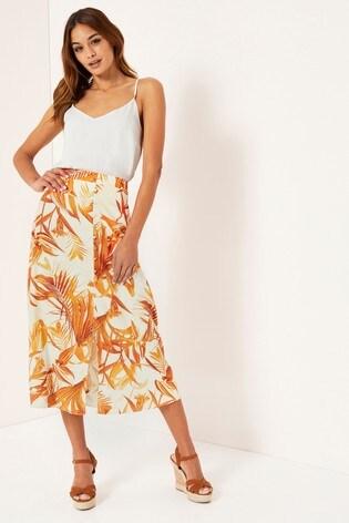 29e7fa655a2b8 Buy Lipsy Paloma Print Midi Skirt from Next Ireland