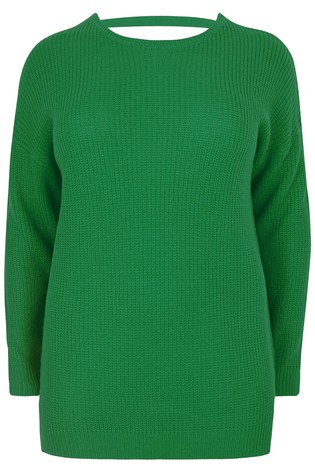 7dd07643e5 Buy Yours Lace Up Back Jumper from the Next UK online shop