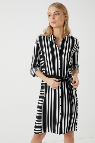 cfbfd204c7 Buy Dorothy Perkins Stripe Shirt Dress from Next Cyprus