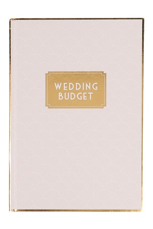 Paperchase Wedding Budget Book