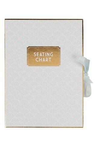 Seating Chart Wedding.Paperchase Wedding Seating Chart