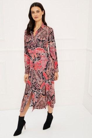 425b480779e7 Buy Lipsy Midi Shirt Dress from the Next UK online shop