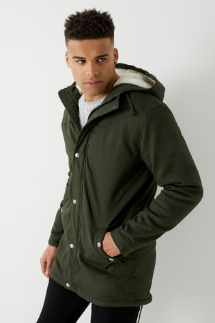 c2d43c6b58b4 Buy Only   Sons Parka Jacket from the Next UK online shop
