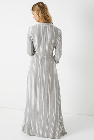 8638febc054 Buy Y.A.S Stripe Maxi Shirt Dress from the Next UK online shop