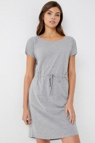 innovative design abef7 47e11 Vero Moda Short Sleeve Drawcord Dress