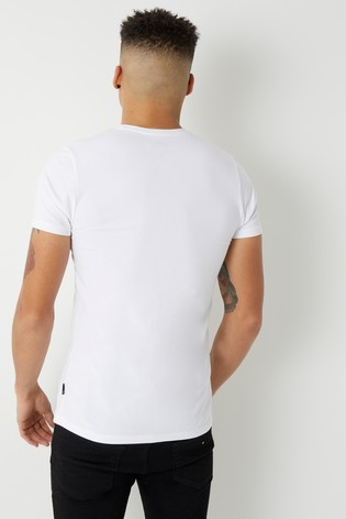 2d8690075 Buy Burton Muscle Fit T-Shirt from the Next UK online shop
