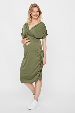 c0fd6edba2b0a Buy Mamalicious Maternity Pilar Jersey Dress from the Next UK online ...