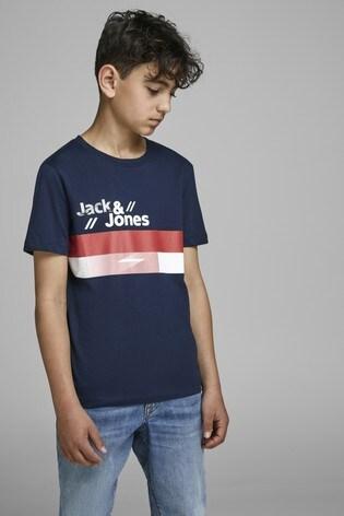 4e8125beb Jack & Jones Junior Stairs Tee
