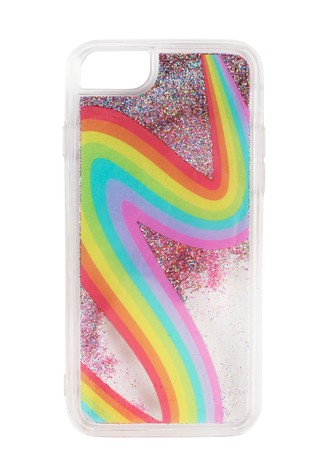 huge discount 17b31 fbc82 Buy Paperchase Glitter iPhone 6/7/8 Case from Next Ireland