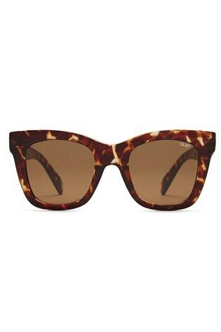 29569a3a6e5 Buy Quay Australia Rumours Black Cat Eye Sunglasses from Next Ireland