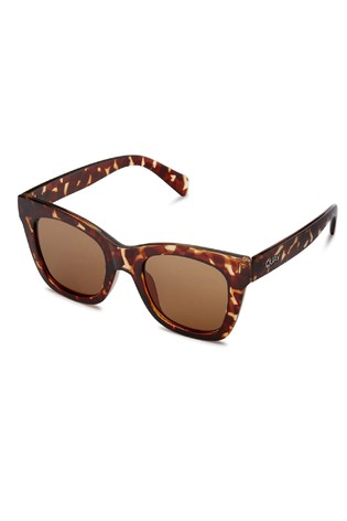 e2c13499318 Buy Quay Australia Rumours Black Cat Eye Sunglasses from the Next UK ...