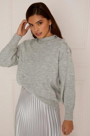 34fe45268d0508 Buy Lipsy Kate High Rise Skinny Coated Regular Length Jeans from Next  Croatia