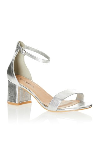 793769c5177 Buy Boohoo Wide Fit Block Heels from Next Lebanon