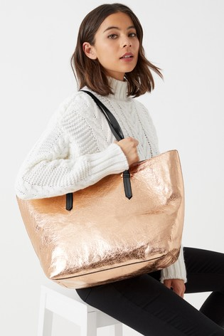7600691aad855 Buy Kendall & Kylie Izzy Soft Vegan Leather Tote Bag from Next Poland