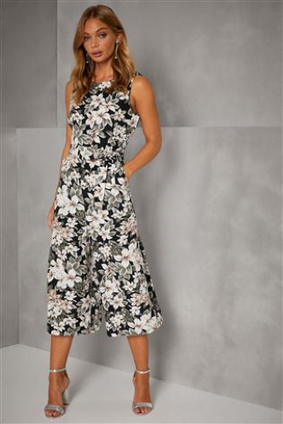 Buy Mela London Floral Culotte Jumpsuit From Next Ireland