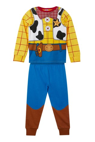 268e90394 Buy Kids Genius Toy Story Woody PJ Set from the Next UK online shop