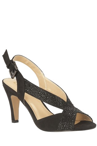 7baeb26665e Buy Lotus Jewelled Heeled Sandals from the Next UK online shop