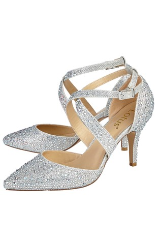 8a6711cfa5d9 Buy Lotus Embellished Court Shoes from the Next UK online shop