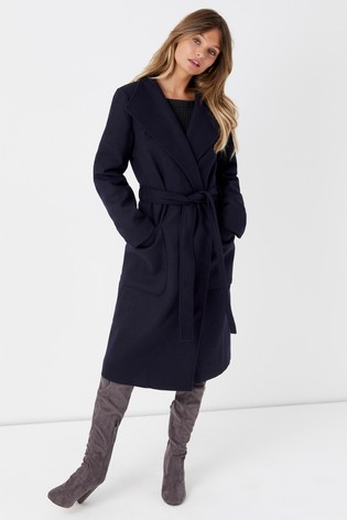 063ee96d6a Buy Fashion Union Funnel Neck Coat from Next Slovakia