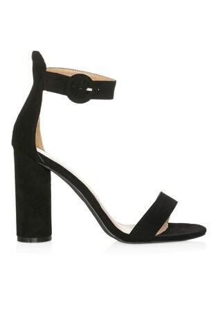 342c35a8126 Raid Wide Fit Block Heel Sandals