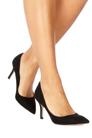 f6a73820769 Buy Faith Kitten Heel Court Shoes from Next India