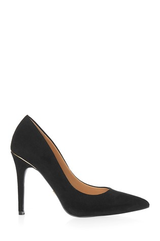 b70e2d20bb4 Lipsy Wide Fit High Heel Courts