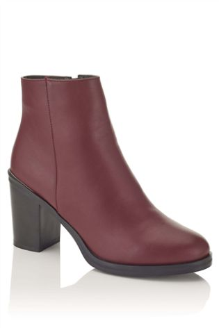 5cc97bd02bb3 Buy Raid Block Heel Ankle Boots from Next Ireland
