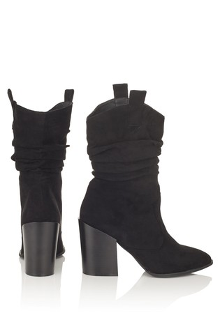 15d2cb2bd6f6 Buy Raid Block Heel Ankle Boots from Next Lebanon