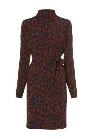 Buy Lipsy Animal Shirt Dress from Next Ireland e8a8c8a1b