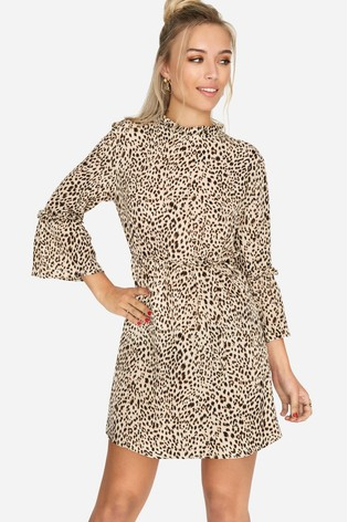 f5a6ed6c45 Buy Girls On Film Leopard Print Dress from the Next UK online shop