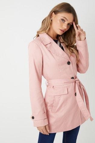 Buy Vero Moda Petite Trench Coat from Next Ireland 30b9f91535