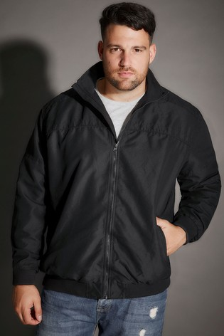 c68e069a293c6 Buy Bad Rhino Harrington Suedette Jacket from Next Cyprus