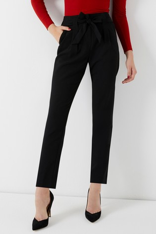 c9141c437 Buy Lipsy Petite Tapered Trousers from the Next UK online shop