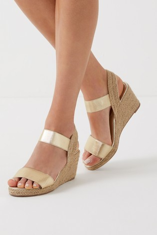 12a55449485 Lipsy Low Espadrille Wedges