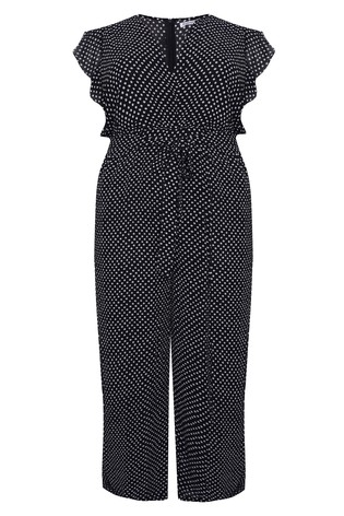 Buy Glamorous Curve Polka Dot Jumpsuit From Next Malta