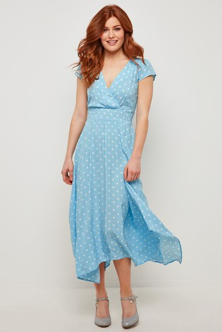 0cc24d25abbe Kupte si Decentní modré šaty Joe Browns na Next Česká republika