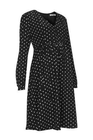 b5db23b177c Buy Glamorous Bloom Maternity Spot Print Skater Dress from Next Ireland