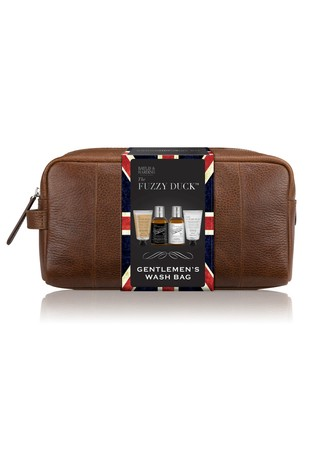 Baylis   Harding Fuzzy Duck Men s Ginger And Lime Travel Essentials Wash Bag  ... 2f8d706eab28d
