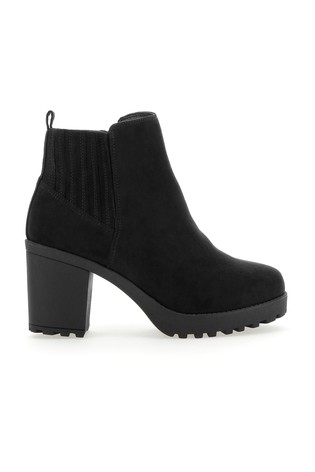 697401e65e0 Simply Be Wide Fit Chunky Boots