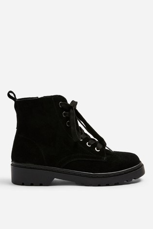 Buy Topshop Bumble Lace Up Boots from